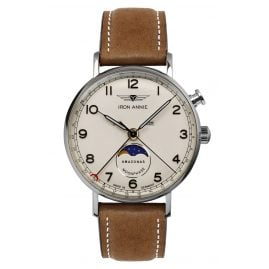 Iron Annie 5976-5 Men's Watch Amazonas Moon Phase