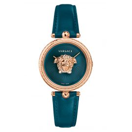 Versace VECQ00318 Ladies' Wristwatch Palazzo Empire Petrol