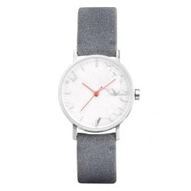 Take A Shot Ivy Ladies' Wristwatch with Marble Dial
