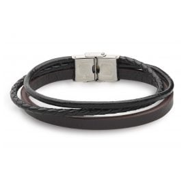 Xenox X4527 Herrenarmband Leather & More