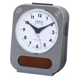Filius 0543-14 Radio-Controlled Solar Alarm Clock