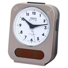 Filius 0543-18 Solar Radio-Controlled Alarm Clock