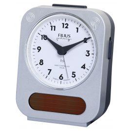 Filius 0543-19 Radio-Controlled Solar Alarm Clock