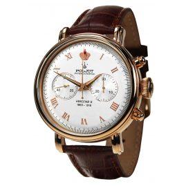 Poljot International 2901.1941612 Herren-Handaufzugsuhr Chronograph Nicolai II
