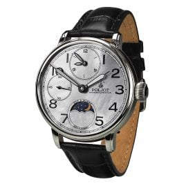Poljot International 9120.2940335 Herrenuhr Doubletimer