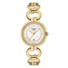 Tissot T094.210.33.116.00 Damen-Armbanduhr Flamingo