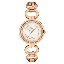 Tissot T094.210.33.116.01 Damenarmbanduhr Flamingo
