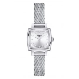Tissot T058.109.11.036.00 Damen-Armbanduhr Lovely Square