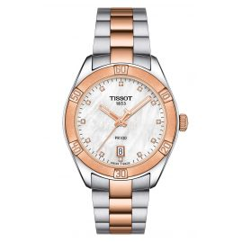 Tissot T101.910.22.116.00 Women's Wristwatch PR 100 Sport Chic Lady