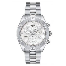 Tissot T101.917.11.116.00 Damen-Chronograph PR 100 Sport Chic Lady
