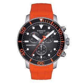 Tissot T120.417.17.051.00 Diver's Wristwatch Seastar 1000 Quartz