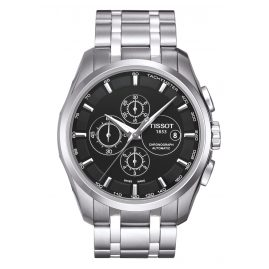 Tissot T035.627.11.051.00 Herrenuhr Chronograph Couturier Automatic
