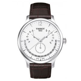 Tissot T063.637.16.037.00 Men's Watch Tradition Perpetual Calendar