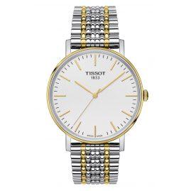 Tissot T109.410.22.031.00 Armbanduhr Everytime Quarz Bicolor