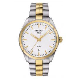 Tissot T101.410.22.031.00 Men's Watch PR 100 Two-Tone