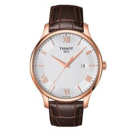 Tissot T063.610.36.038.00 Herrenuhr Tradition