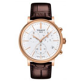 Tissot T122.417.36.011.00 Herren-Armbanduhr Carson Premium Chronograph