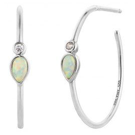 Ania Haie E014-04H Damen-Ohrringe Opal Colour Raindrop