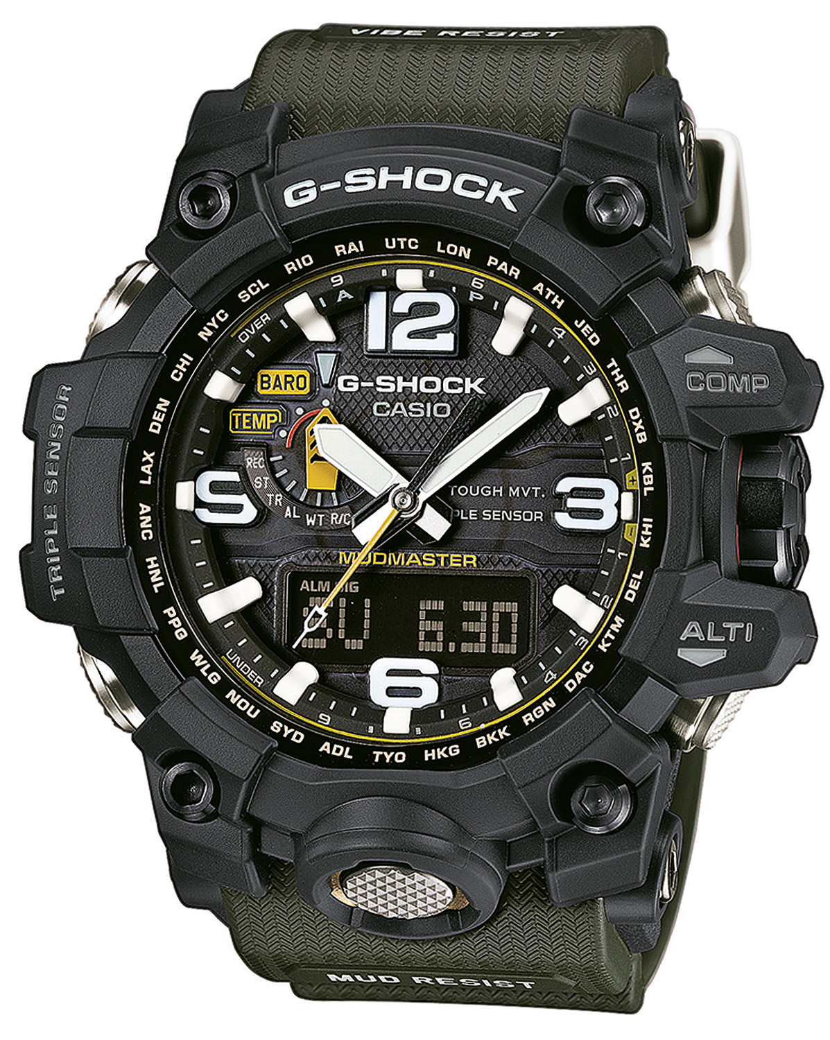 Radio Controlled Solar Watches at low prices • uhrcenter Shop 186a74500a