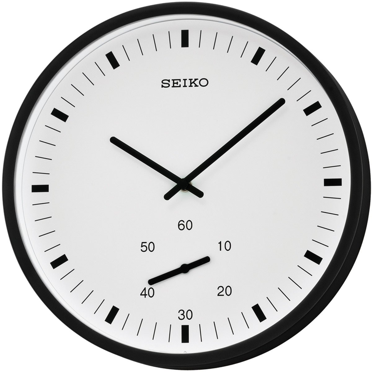 Seiko Qxa543k Quartz Wall Clock Uhrcenter Clocks Shop
