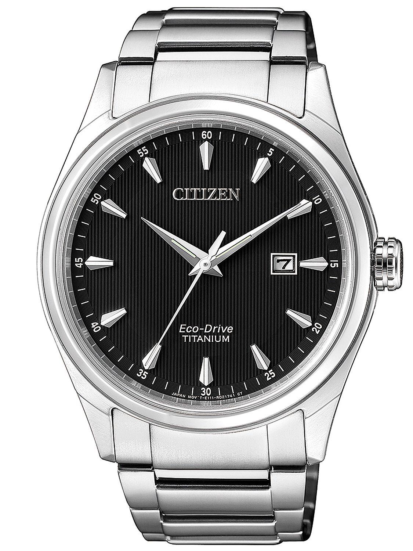 c38f163e0e7 Citizen BM7360-82E Mens Watch Eco-Drive Super Titanium Image 1 ...