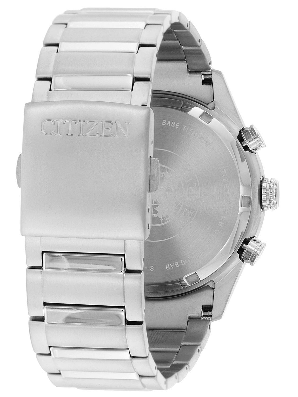 ... Citizen CA0650-82F Mens Watch Chronograph Eco-Drive Super Titanium  Image 3 ... 0228534892a71