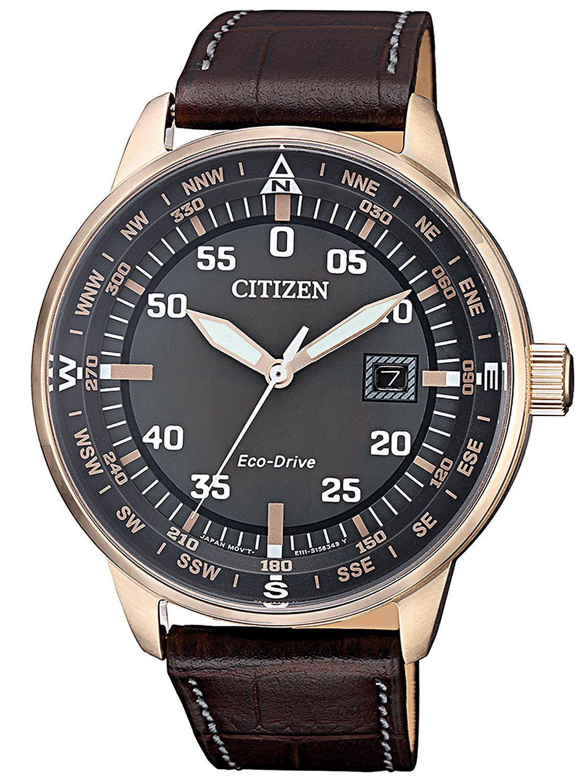 fda711f7a CITIZEN Eco-Drive Mens Wrist Watch BM7393-16H • uhrcenter