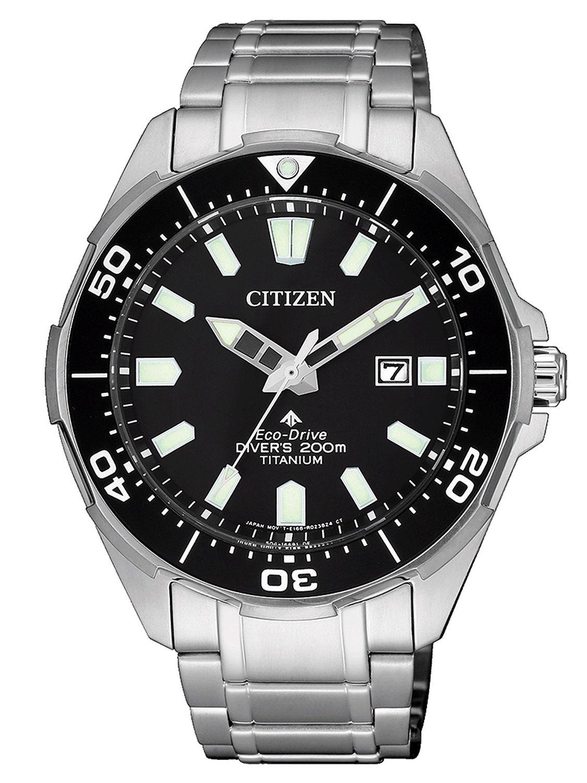 b3b0dcf86 Citizen BN0200-81E Eco-Drive Men's Diver Watch Promaster Marine Image ...