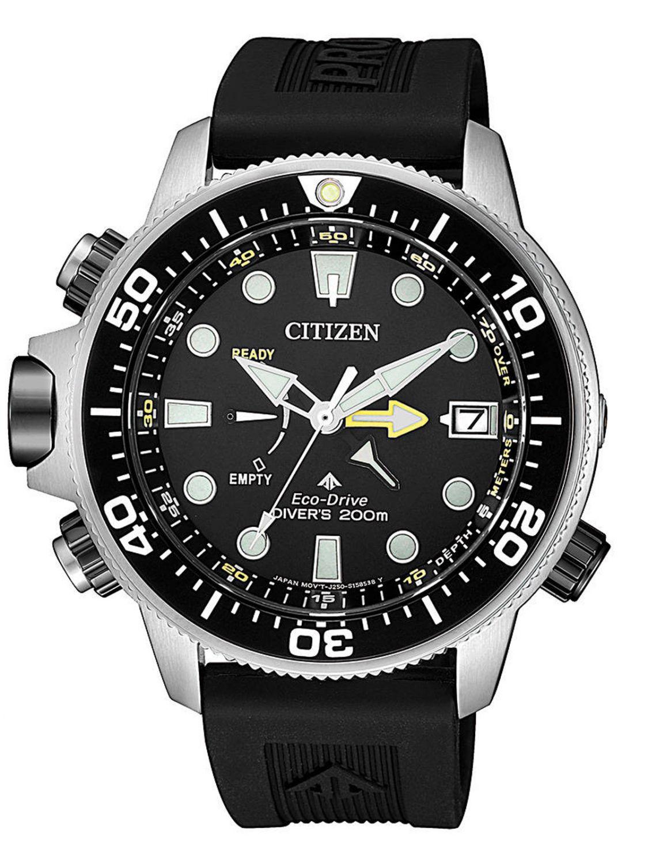2852a375f Citizen BN2036-14E Promaster Marine Men's Diver Watch Eco-Drive
