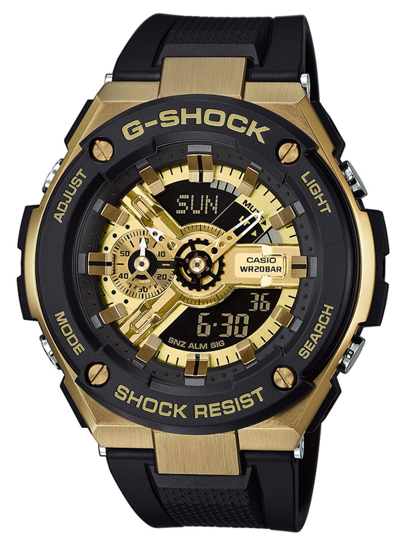 ee6634114330 Casio GST-400G-1A9ER G-Shock Mens Watch G-Steel Image 1 ...