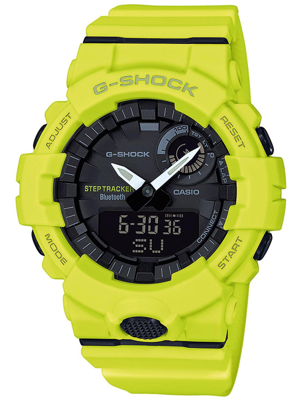 6855f9d75 Casio GBA-800-9AER G-Shock Bluetooth Step Tracker Watch Image 1 ...