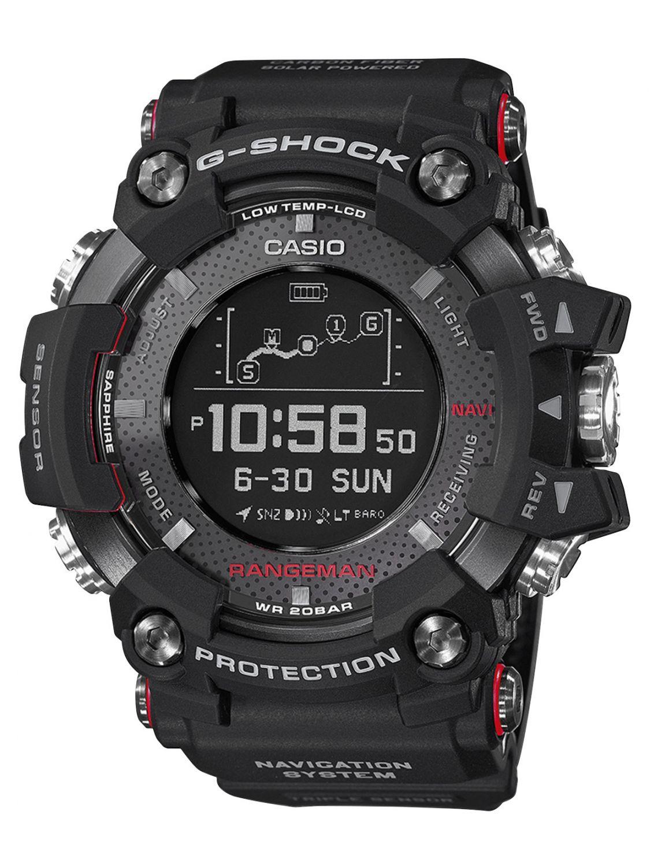 816debc2f5af8 Casio G-Shock Rangeman Mens Watch Bluetooth GPS Navigation GPR-B1000-1ER