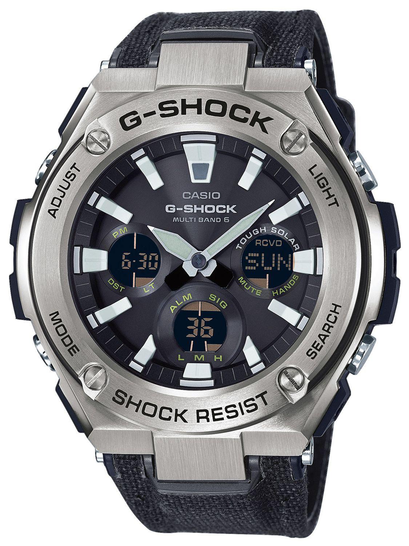 f3f4295a382d Casio GST-W130C-1AER G-Shock AnaDigi Radio-Controlled Solar Men s Watch ...