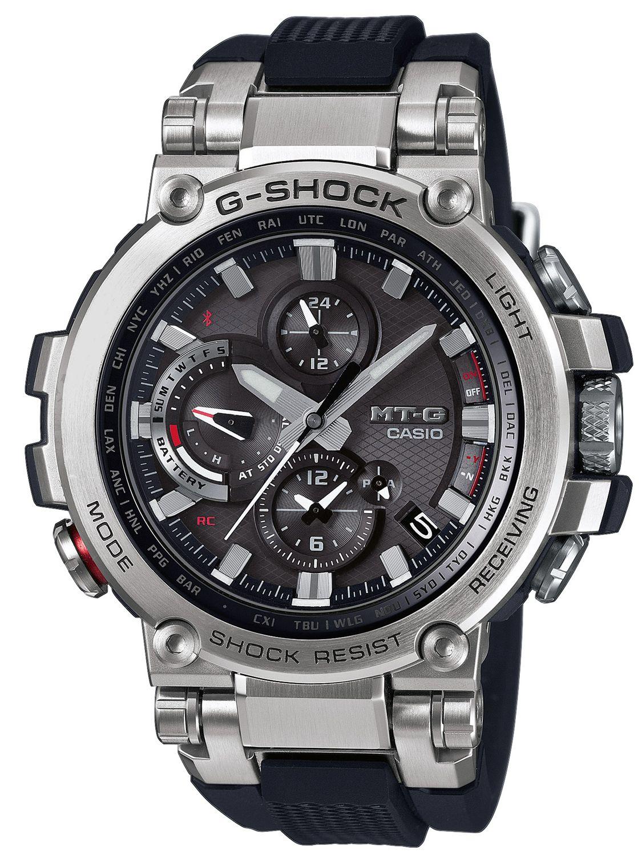 4b9e77178535 Casio G-Shock MT-G Radio-Controlled Solar Watch MTG-B1000-1AER