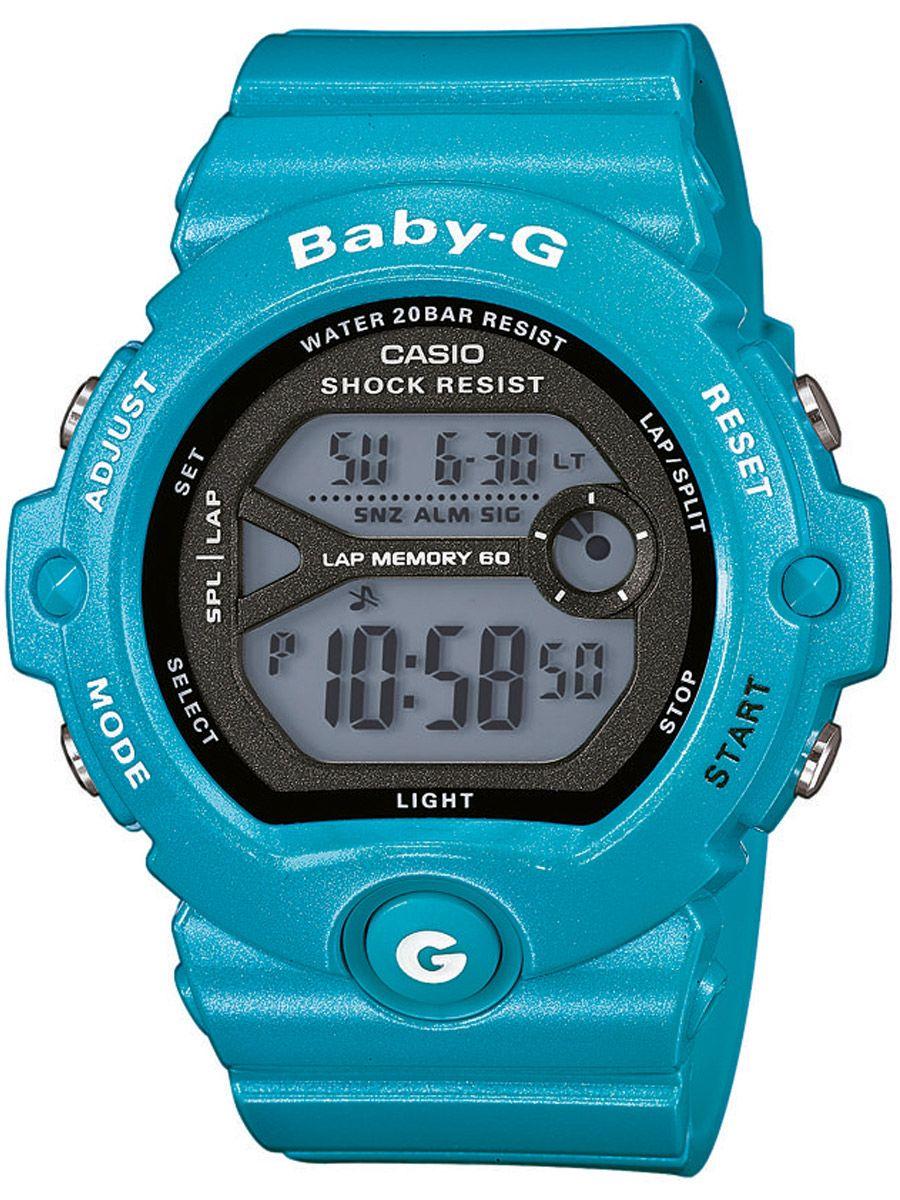 cd3c93d03ed2 CASIO Baby-G Digital Ladies Watch BG-6903-2ER • uhrcenter