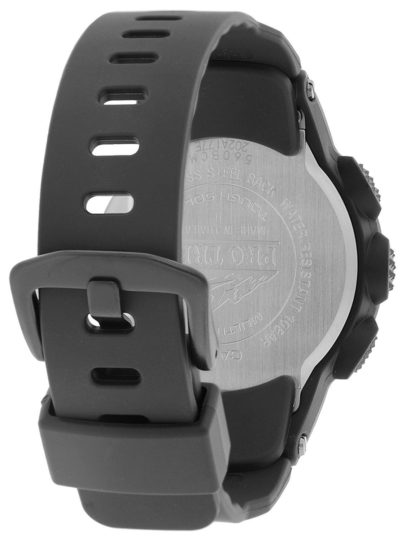 CASIO Pro Trek Mount Radio Solar Watch PRW-3000-1ER