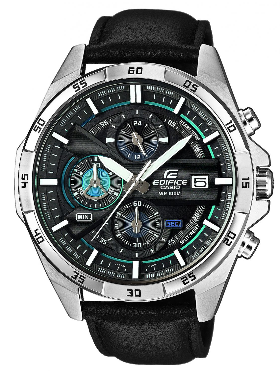 2010e331d6ac CASIO Edifice Mens Watch Chrono EFR-556L-1AVUEF • uhrcenter