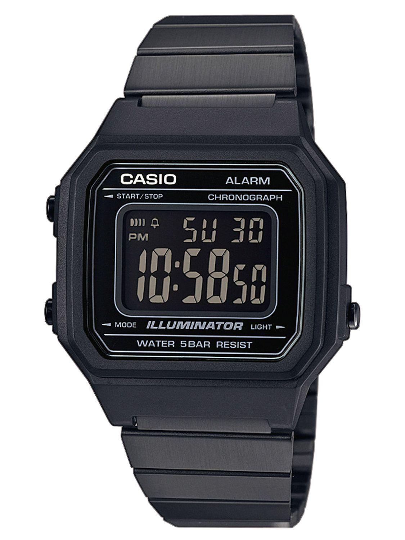 8524bf0d79b CASIO Retro Digital Watch B650WB-1BEF • uhrcenter