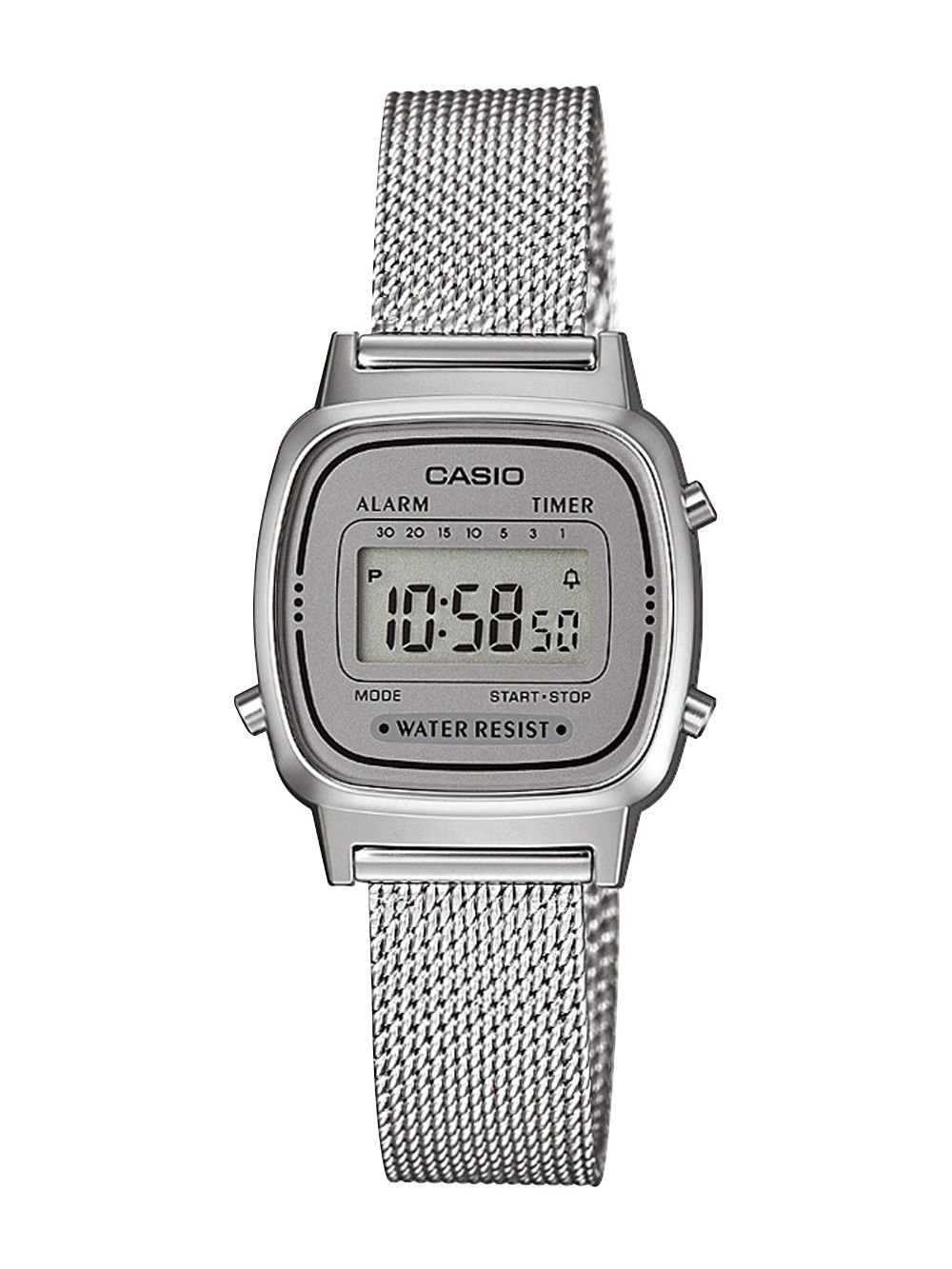 5ab3c588b81a CASIO Retro Digital Ladies Watch LA670WEM-7EF • uhrcenter