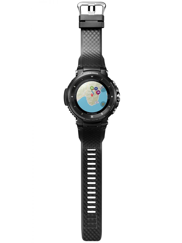 e621649487be ... Casio WSD-F30-BKAAE Pro Trek Smart Outdoor Watch GPS Black Image 3 ...