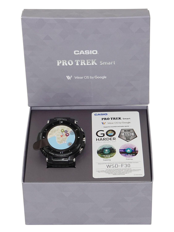 7c9735d1f5c6 ... Casio WSD-F30-BKAAE Pro Trek Smart Outdoor Watch GPS Black Image 4