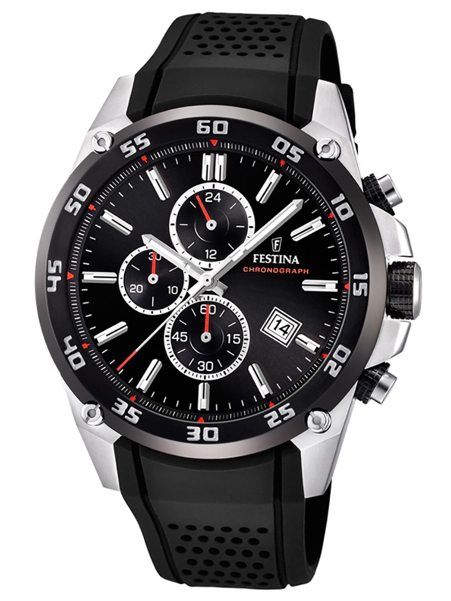 55aeccb5a FESTINA Mens Chronograph F20330/5 • uhrcenter Watches Shop