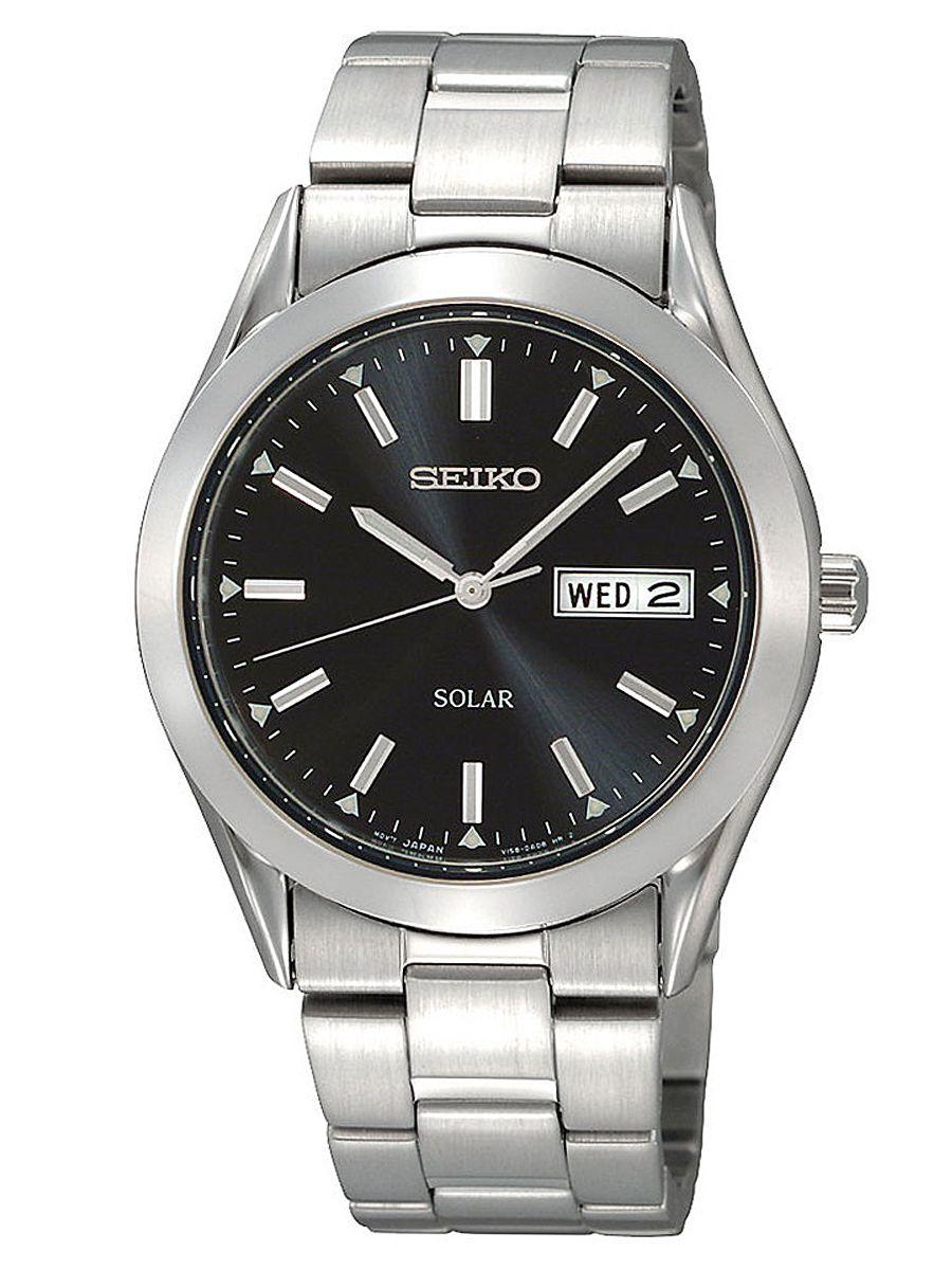 2181e807e SEIKO Gents Solar Watch SNE039P1 • uhrcenter Watches Shop