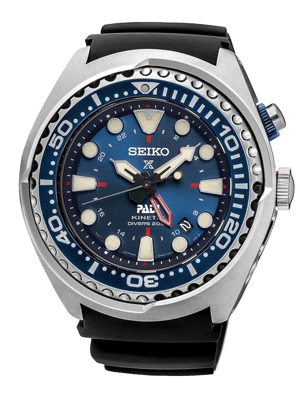 SEIKO Prospex PADI Kinetic Diver Watch SUN065P1 • uhrcenter 74a8e440c0