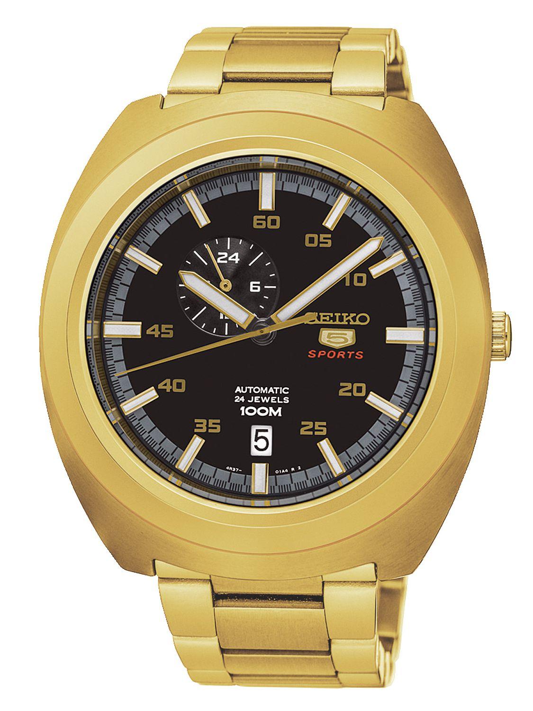 Seiko SSA284K1 Sports Automatic Mens Watch Seiko 5 Image 1 ... 5cbb327ea827
