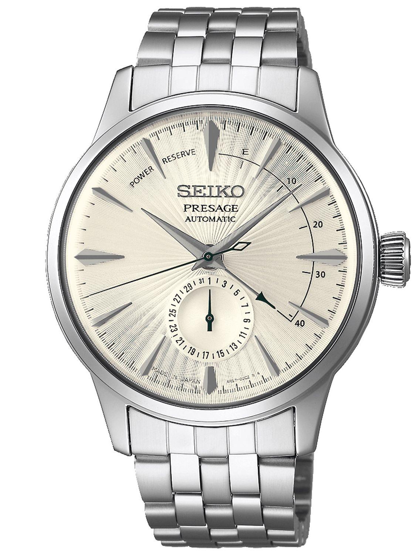 f3b4f6738 Seiko SSA341J1 Presage Mens Automatic Watch Image 1 ...