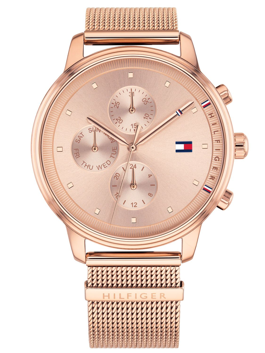 4bbb9929 Tommy Hilfiger 1781907 Ladies' Watch with Multifunction Blake Image ...