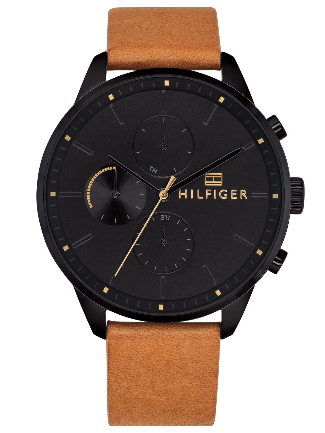 Tommy Hilfiger Men S Watch With Multifunction Chase 1791486