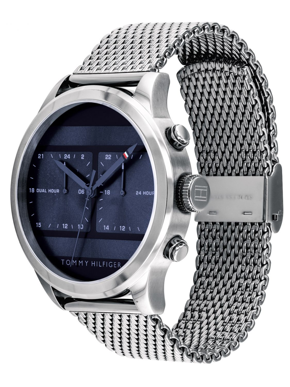 9988cd14 ... Tommy Hilfiger 1791596 Men´s Watch Dual Time Icon Image 2 ...