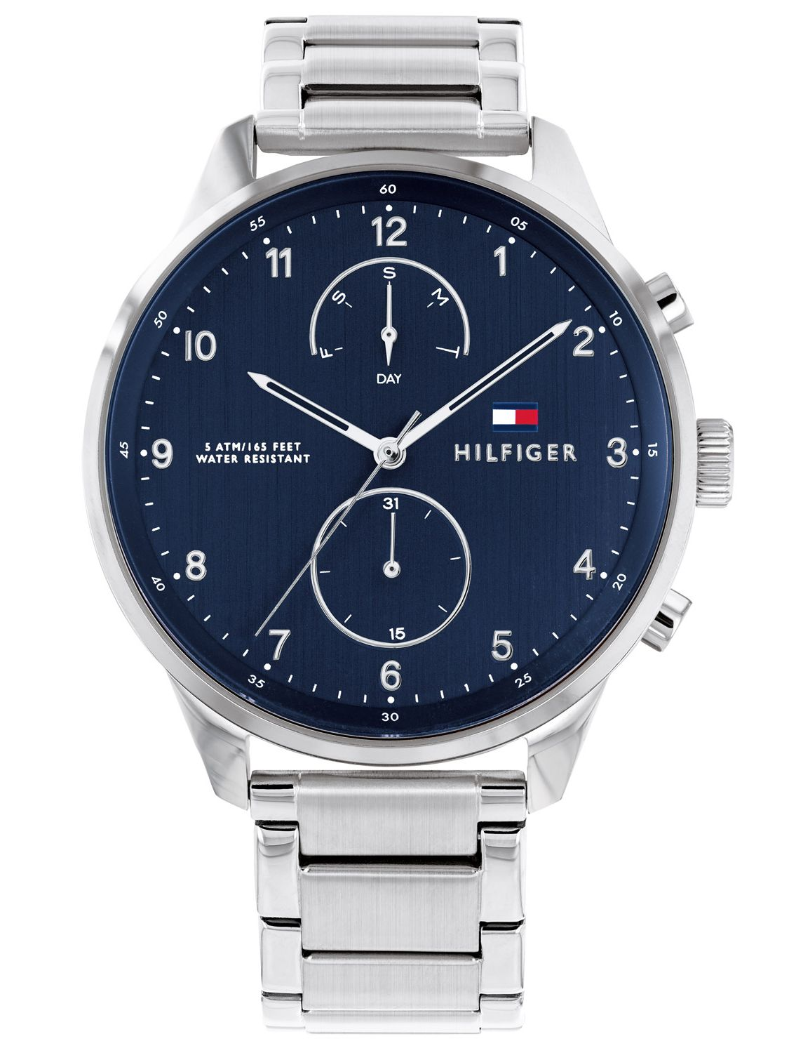 90f36b30 Tommy Hilfiger 1791575 Men´s Watch Multifunction Chase Image 1 ...